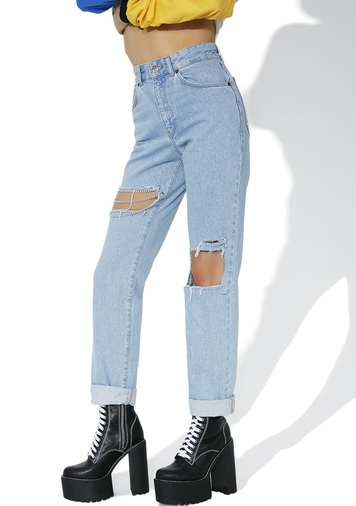 The Ragged Priest Machine Jeans