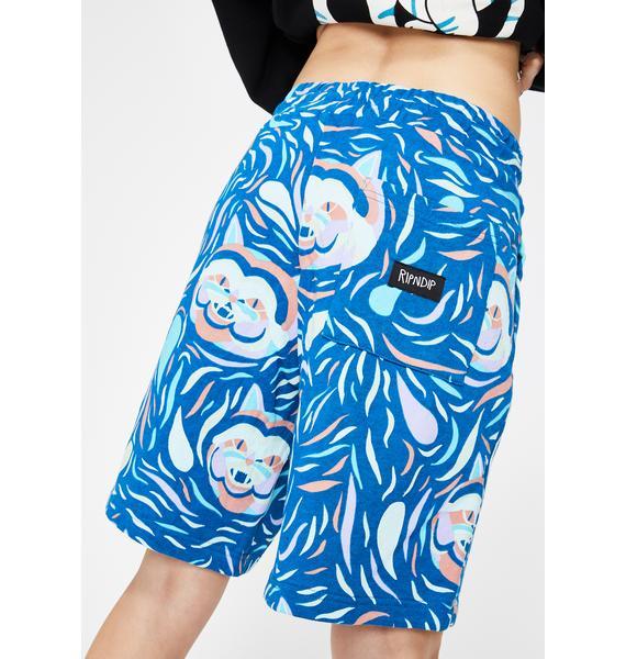 RIPNDIP Cheshire Sweat Shorts