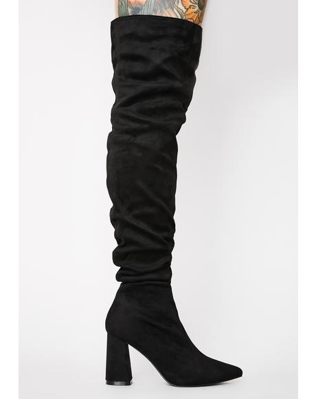 Zora Over The Knee Boots