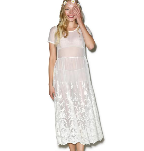 Lover Come Over Maxi Dress