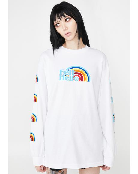 Hell Long Sleeve Tee