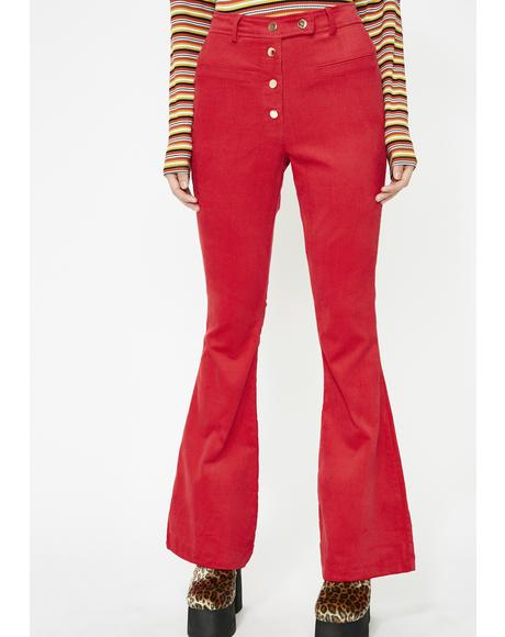 Brick House Corduroy Pants