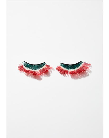 Parrot Special Effect Lashes