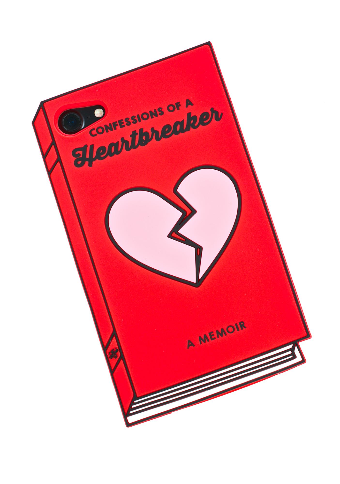 Valfr� Heartbreaker Confession 3D iPhone Case