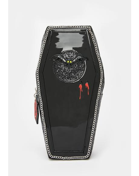 Can't Stop Coffin Backpack