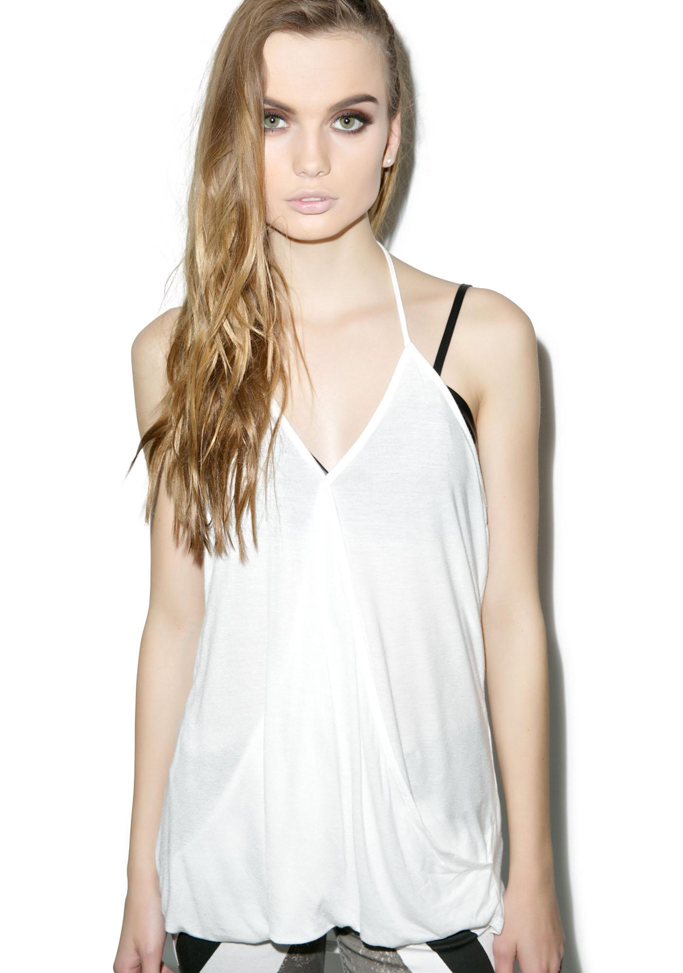 Summer Shift Halter Top