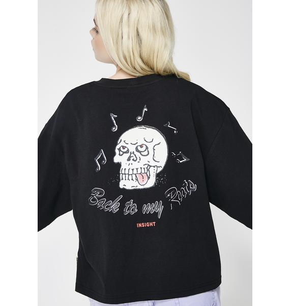 Insight Back To My Roots Long Sleeve Tee