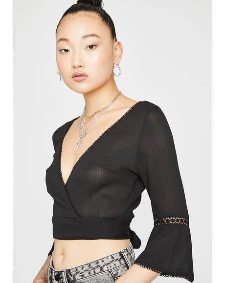 Dignified Doll Crop Top