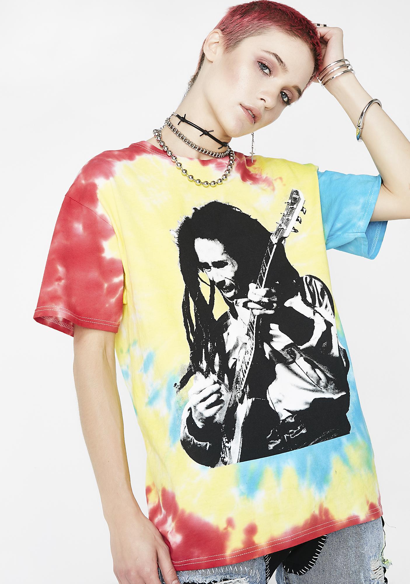 Soul Rebel Tie Dye Tee