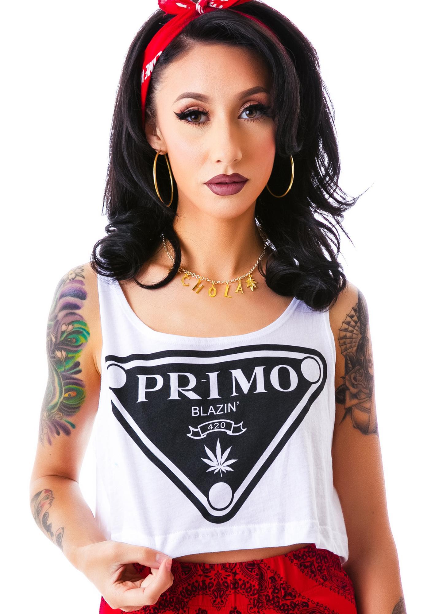 Primo Crop Tank
