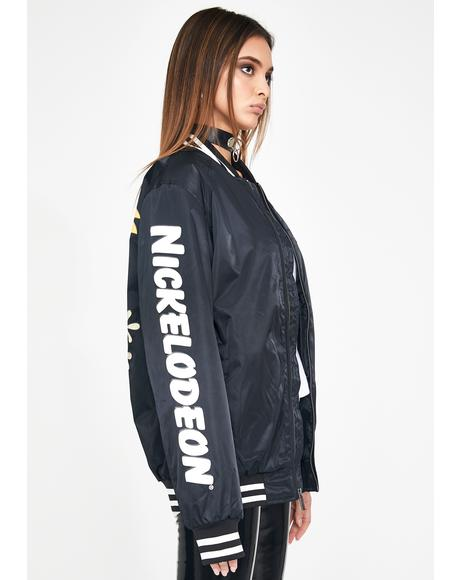 Nickelodeon Bomber Jacket
