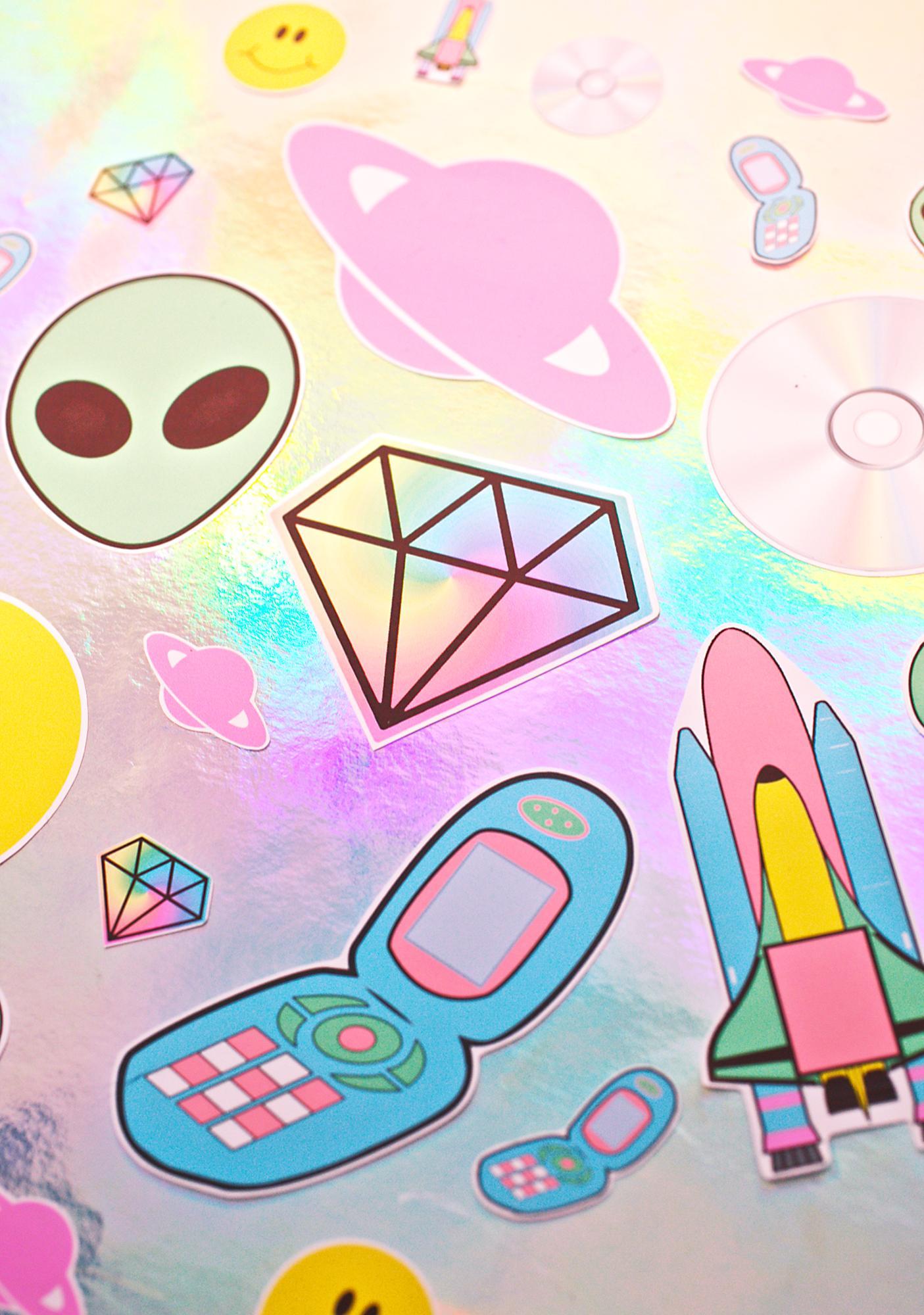 90s Grand Sticker Pack