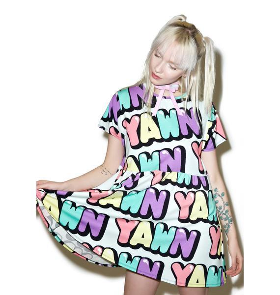 Disturbia Yawn Dress