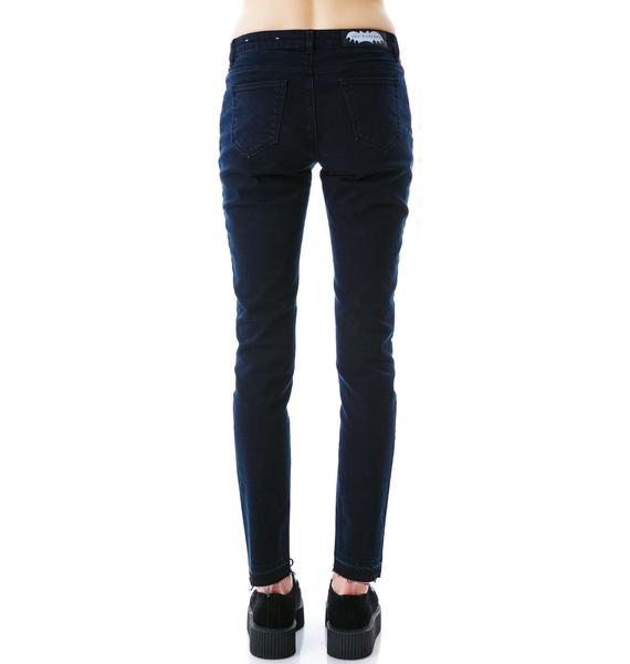 Zoe Karssen The End Denim Jeans