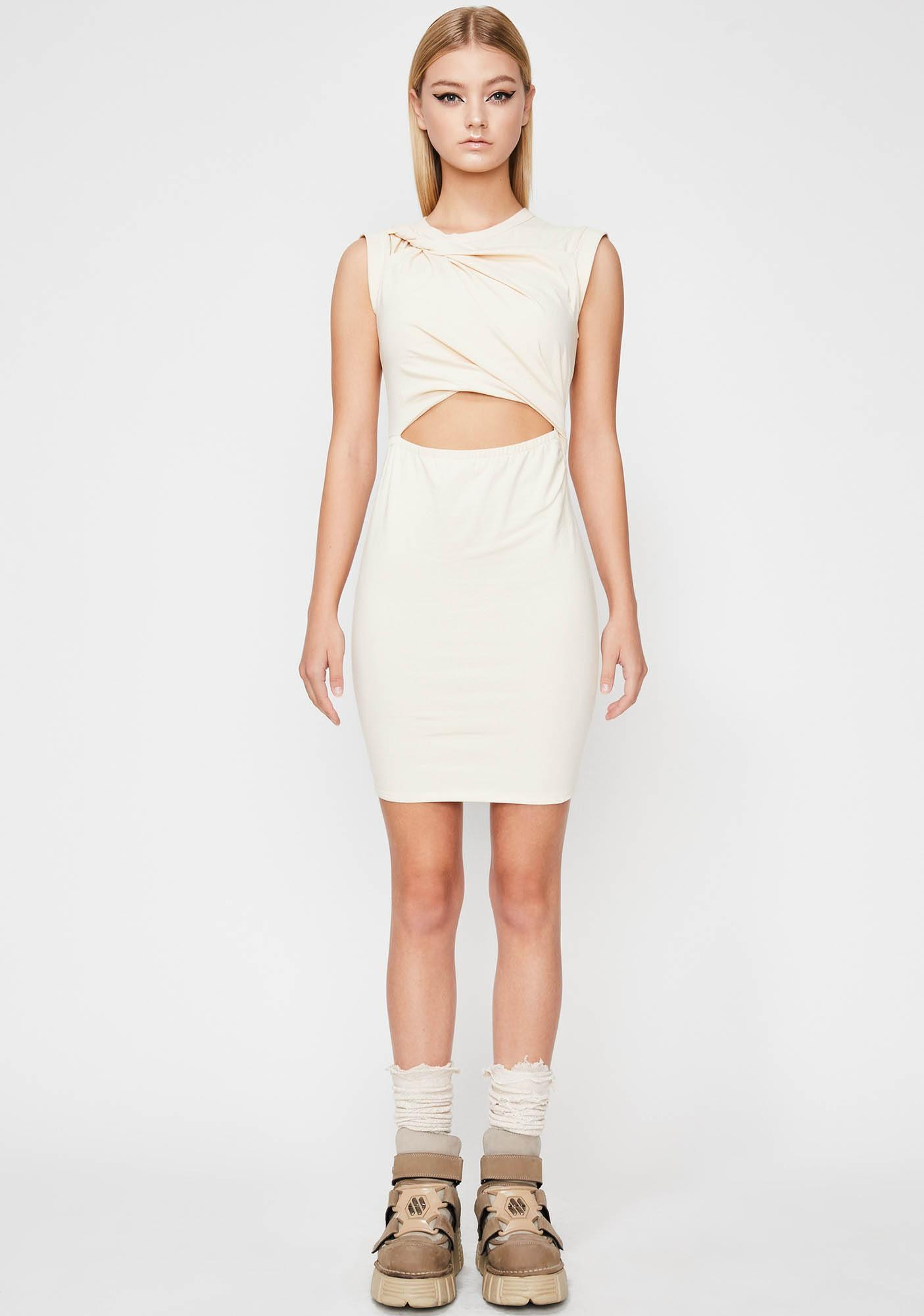 Pure Baddie Banger Mini Dress