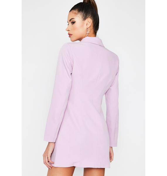 Haute Hour Blazer Dress
