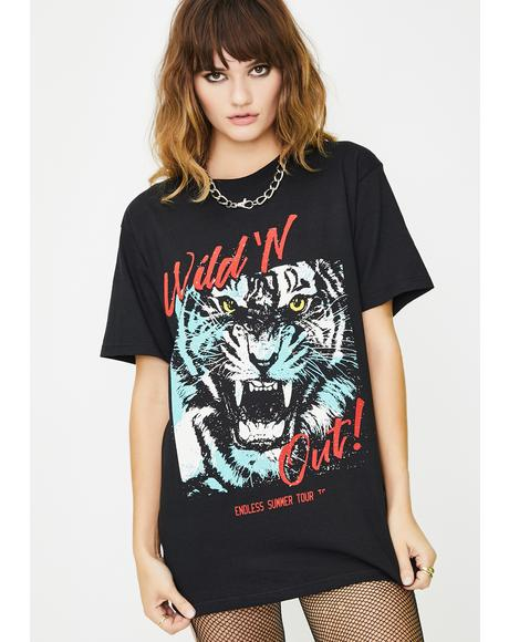 Wild N' Out Graphic Tee