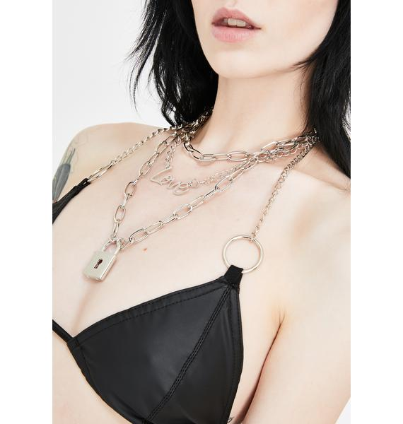 Lovesick Bish Chain Necklace
