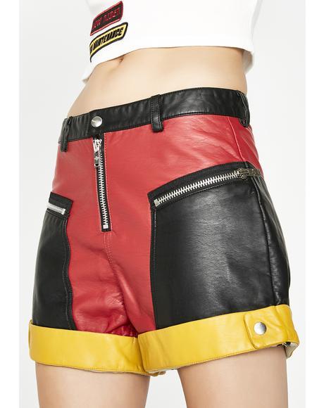 Tailgate Moto Shorts