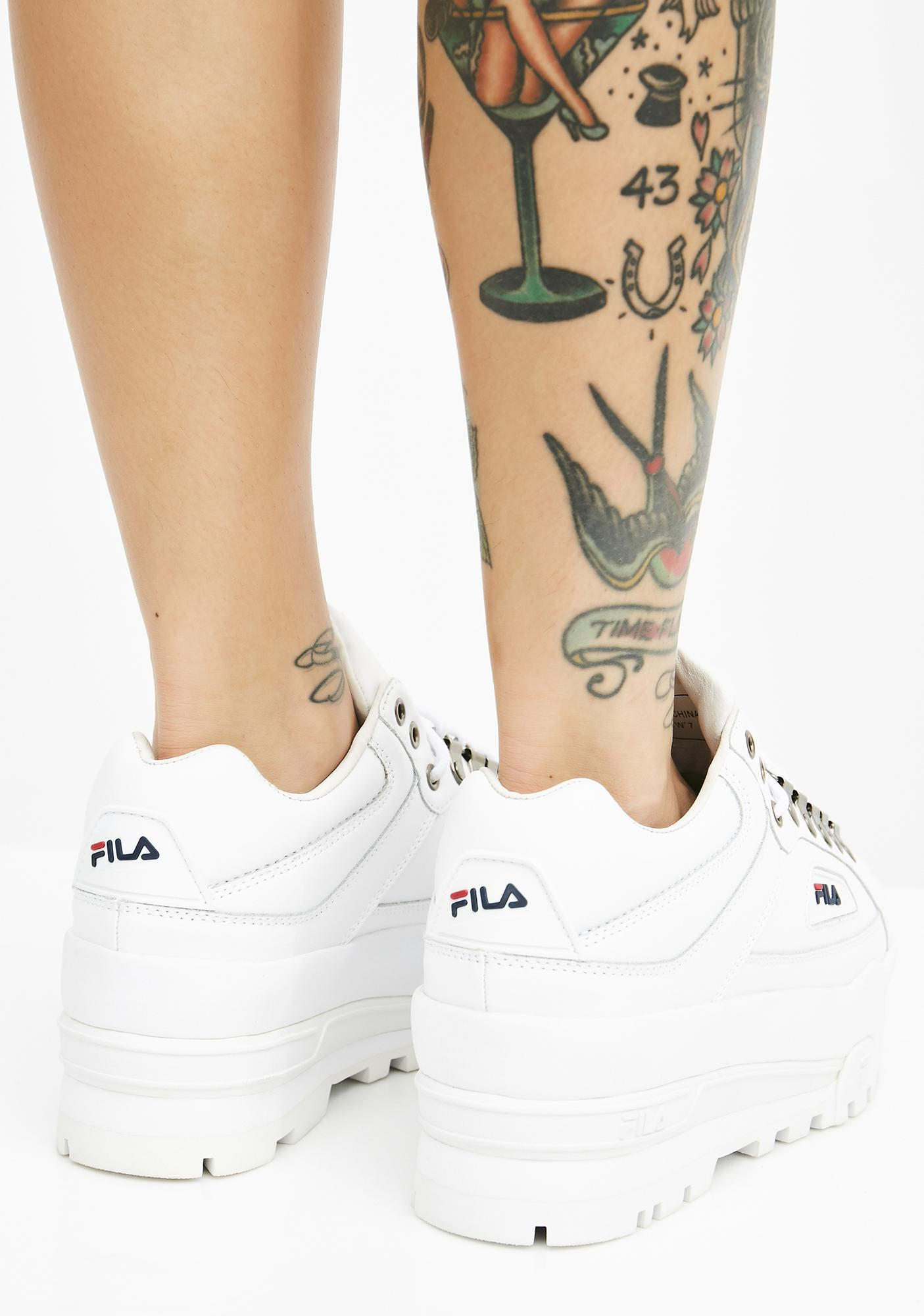 7e1a8070af5d ... Fila Icy Trailblazer Wedge Sneakers ...