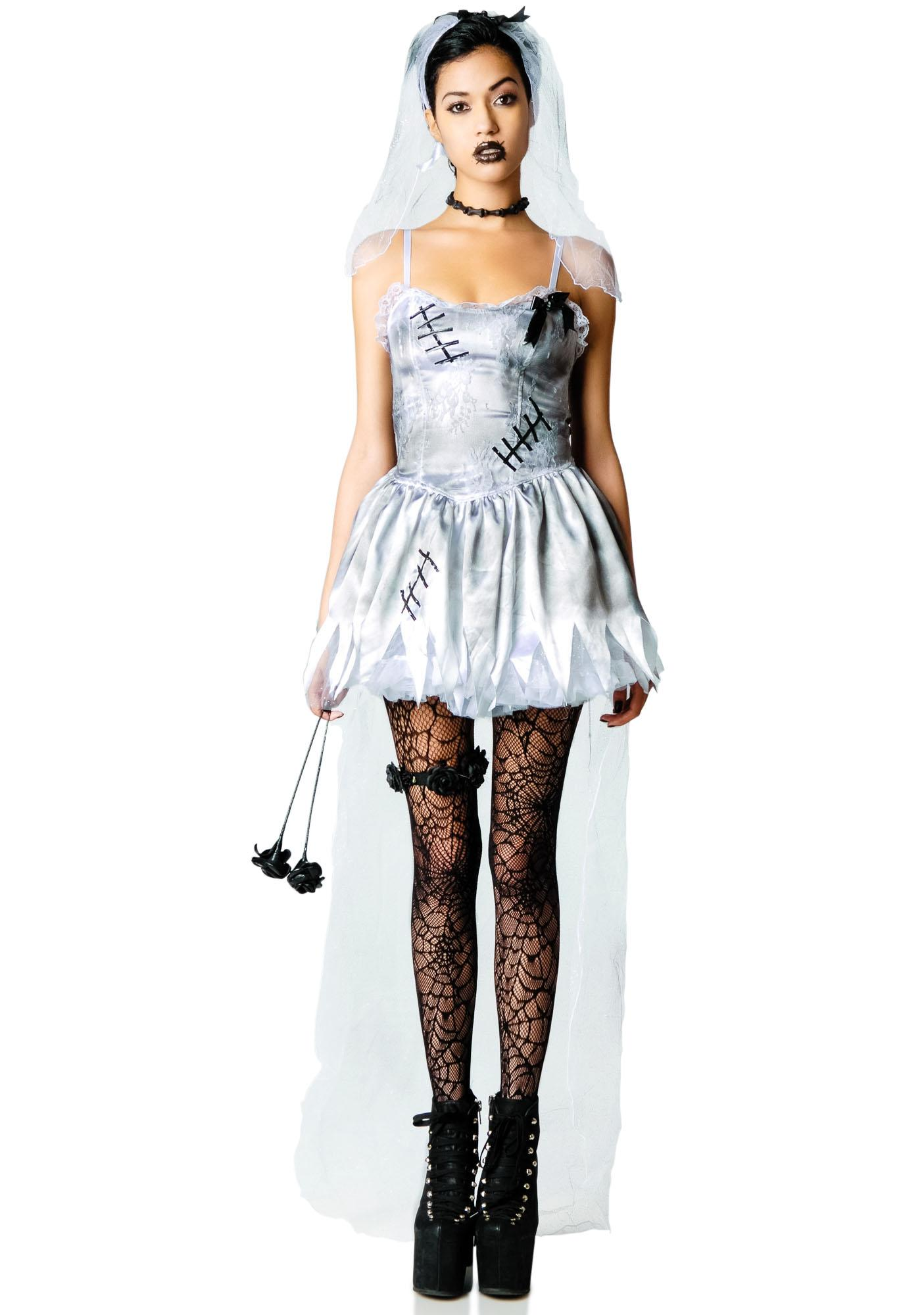 Lip Service Marry Me Dead Dress