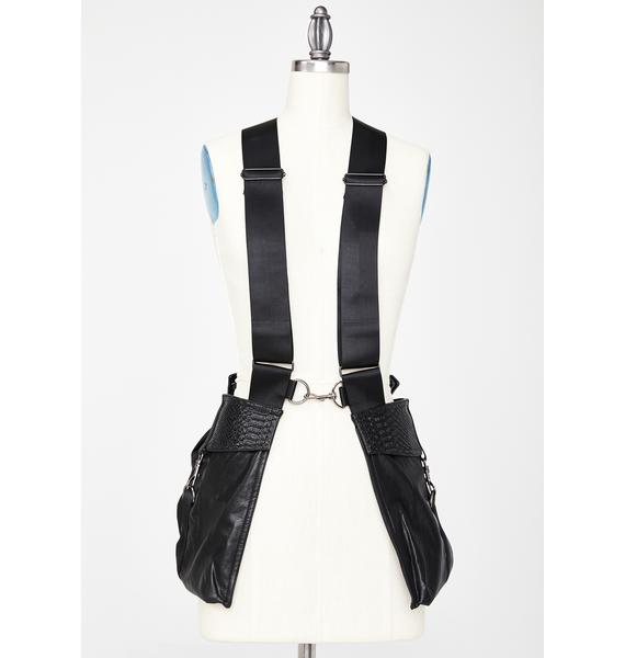 Club Exx Locked N' Loaded Unisexx Utility Vest