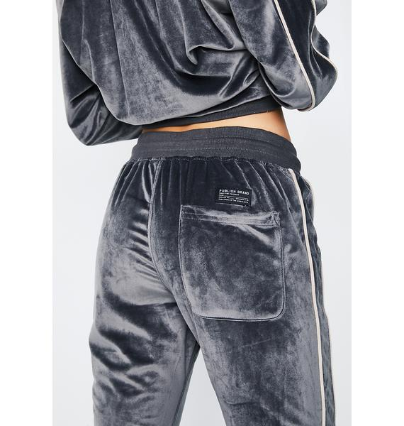 Publish Henny Velour Joggers