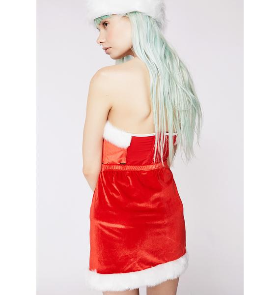 Santa's Skirt