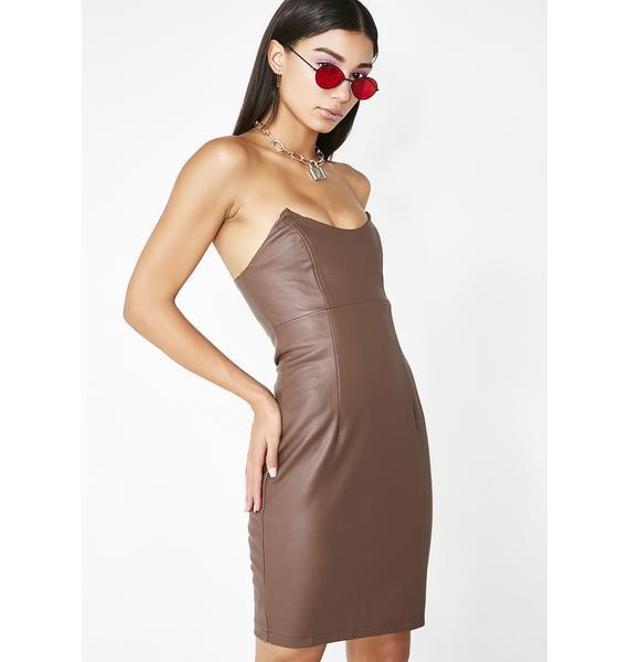 As I Am Lourdes Bodice Dress