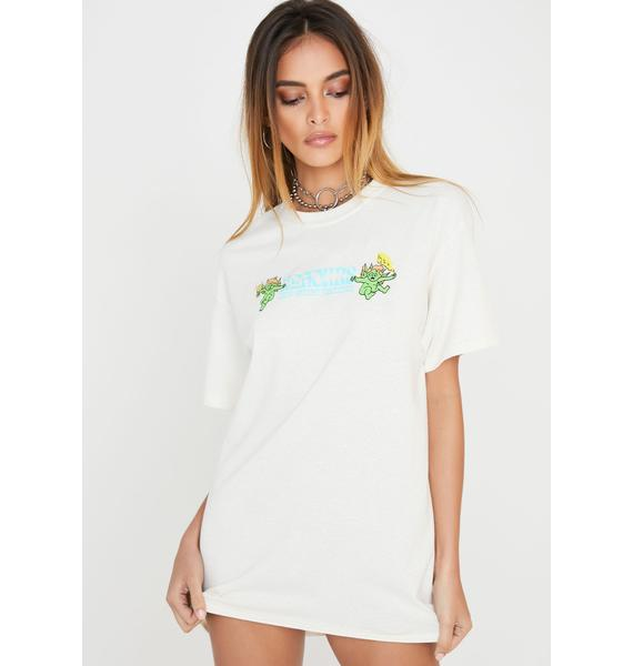 No Hours Disconnect Graphic Tee