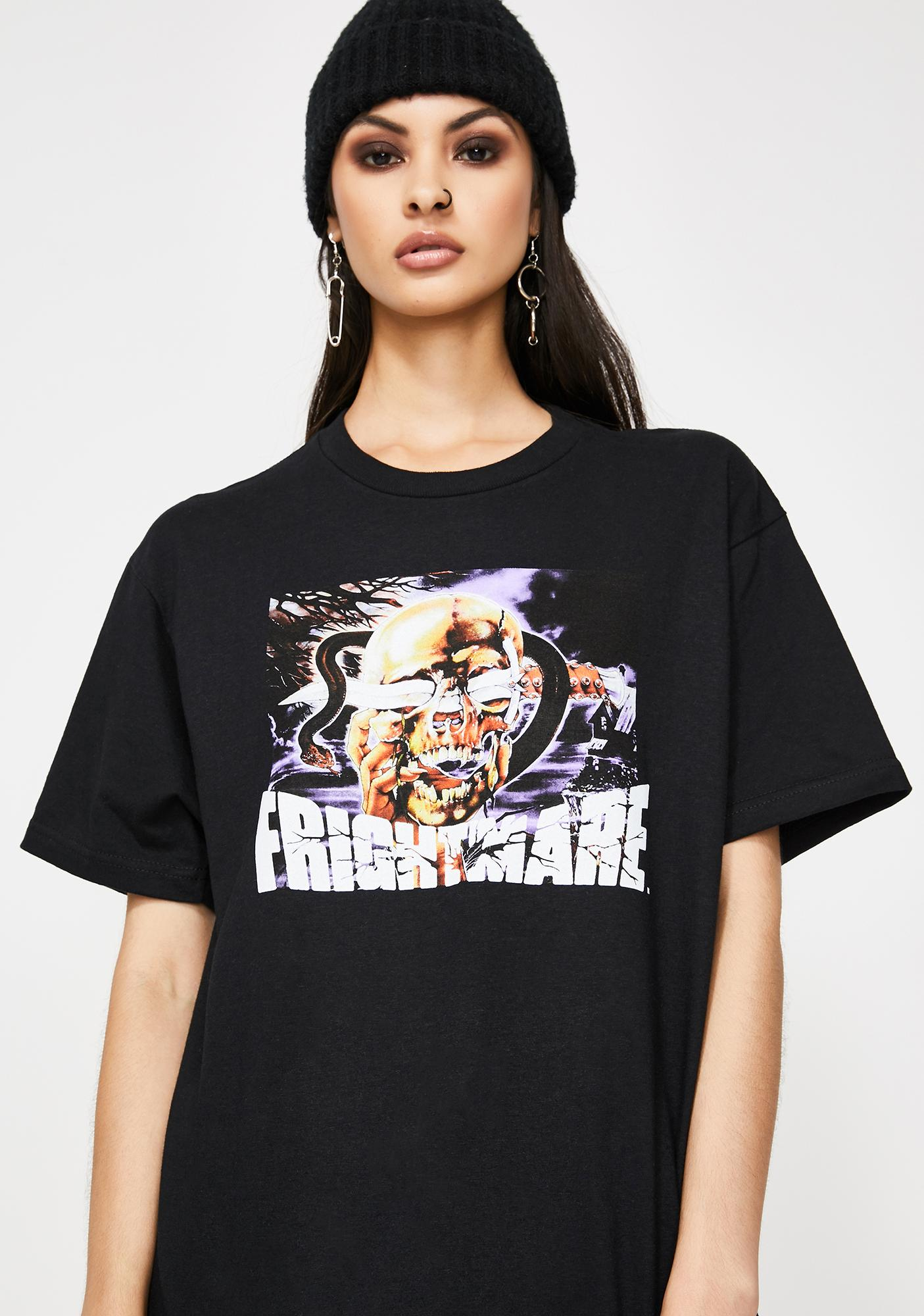 BOW3RY Frightmare Graphic Tee