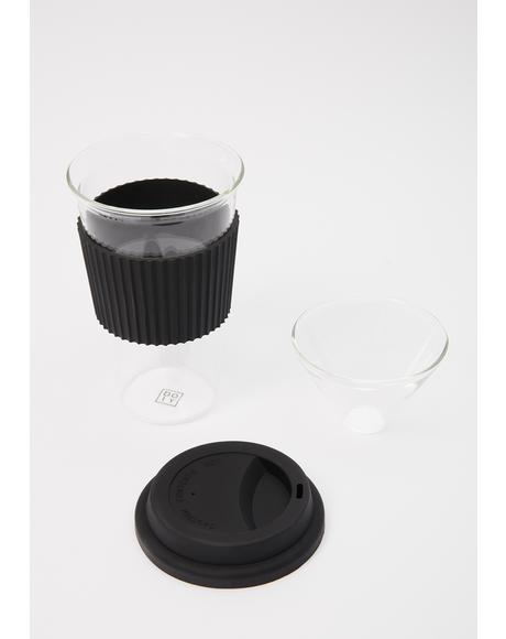 Brew To Go Coffee Cup