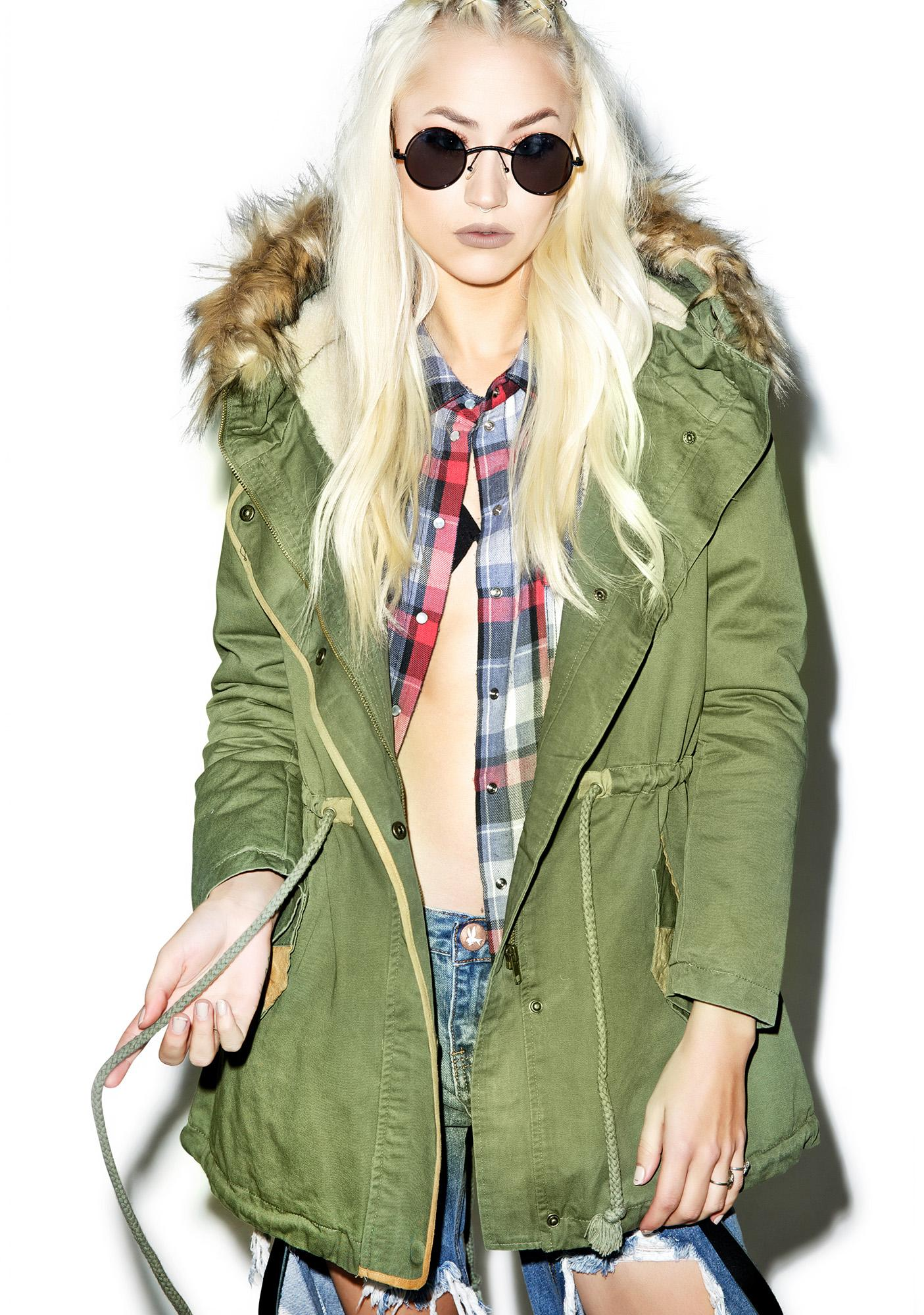 Margeaux Anorak