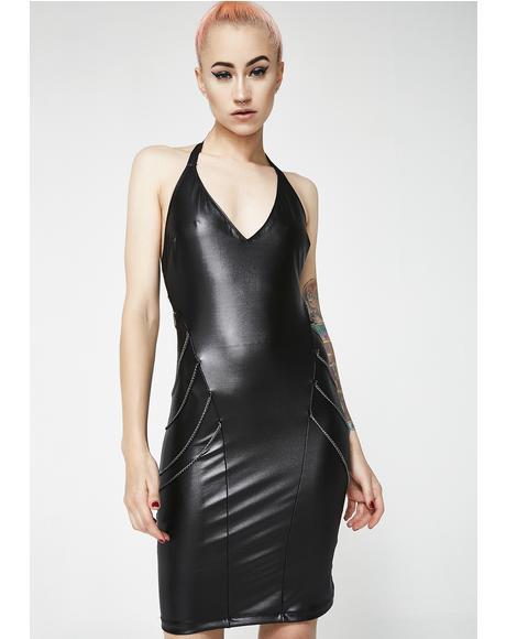 Kink Kween Chain Dress