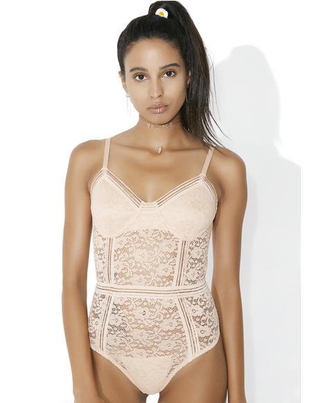 Eye Candy Lace Bodysuit