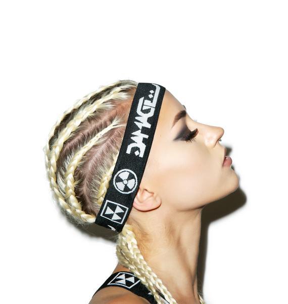 DAMAGE Logo Headband