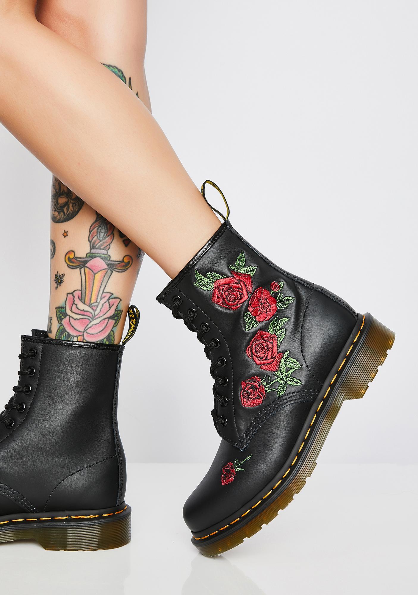 Dr. Martens 1460 Vonda Boots | Dolls Kill