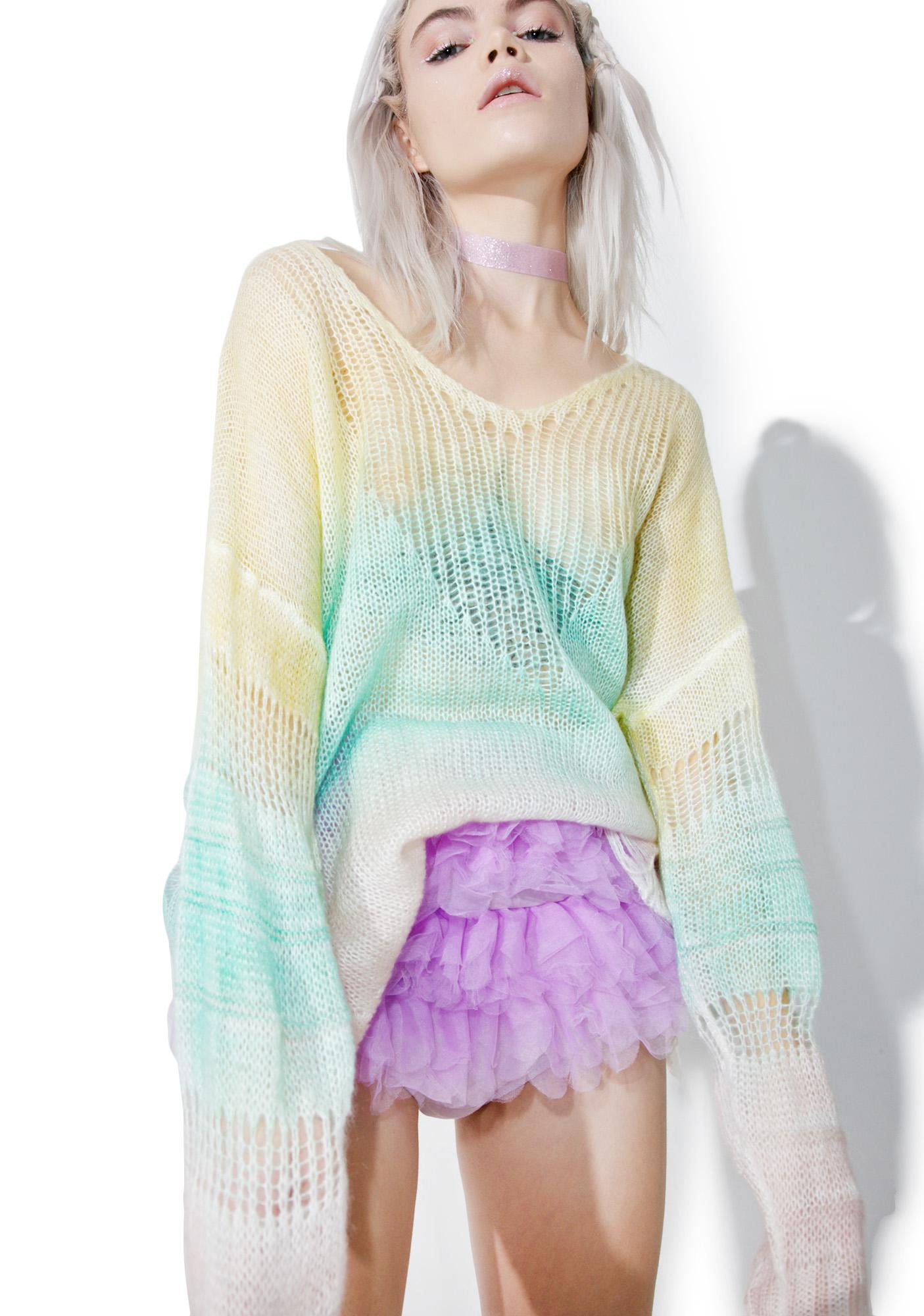 Wildfox Couture Sundown Cheryl Sweater