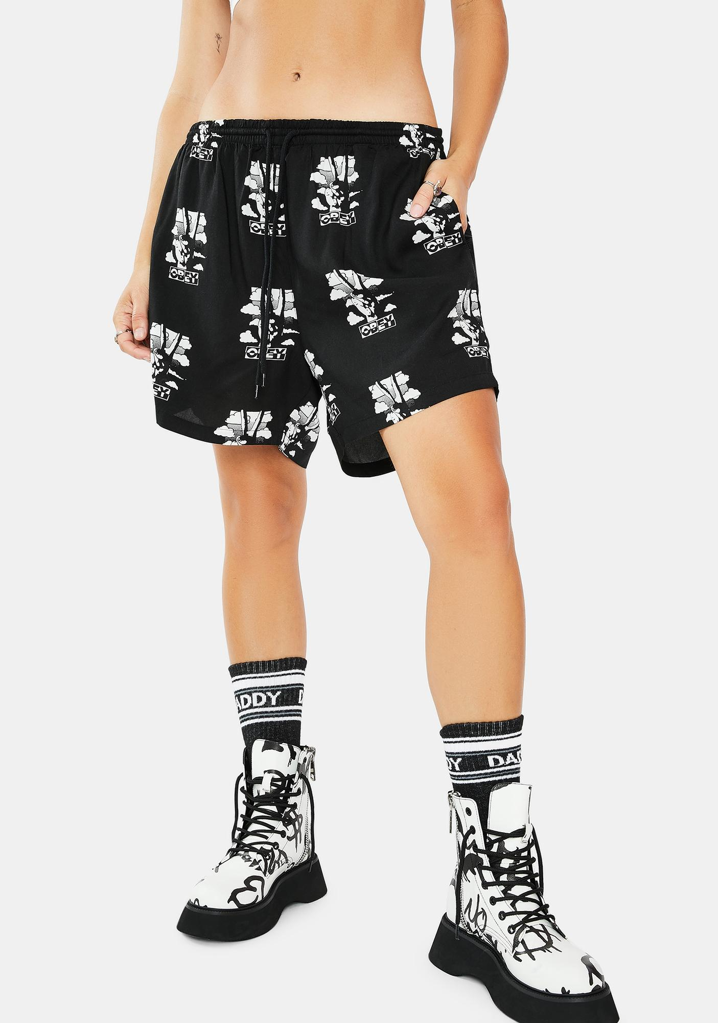 Obey Peace Lounge Shorts