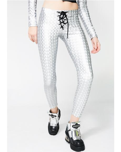 Hyperion Hologram Leggings