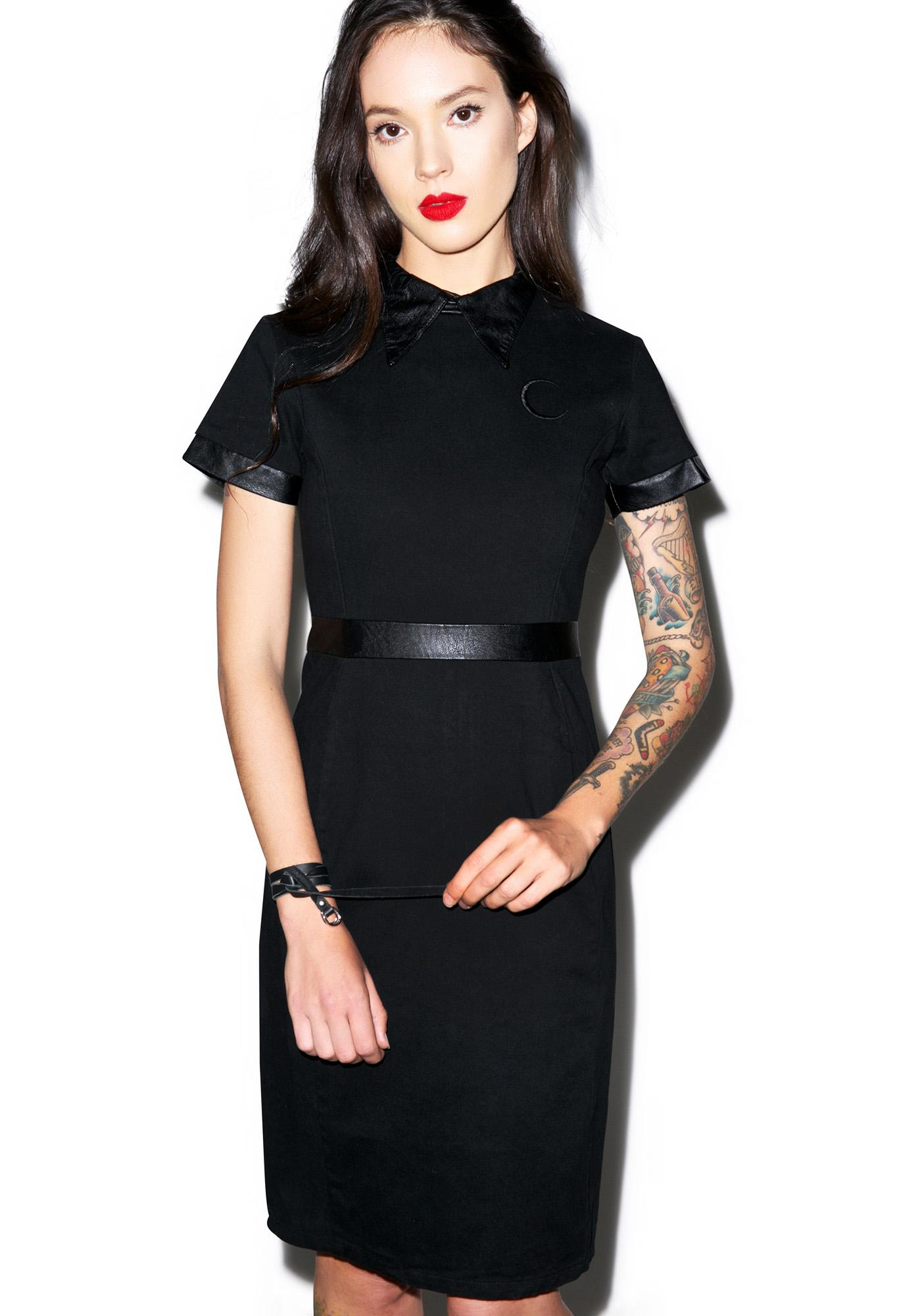 Disturbia Temple Dress