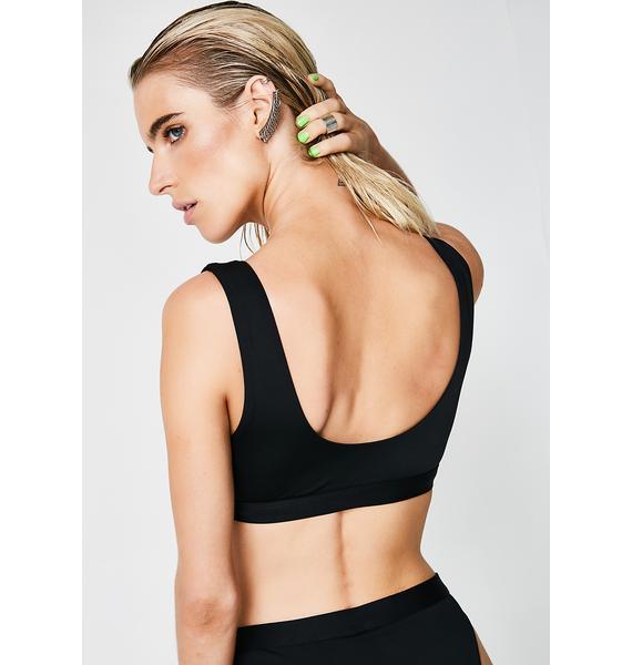 Seamless Sport Bikini Top