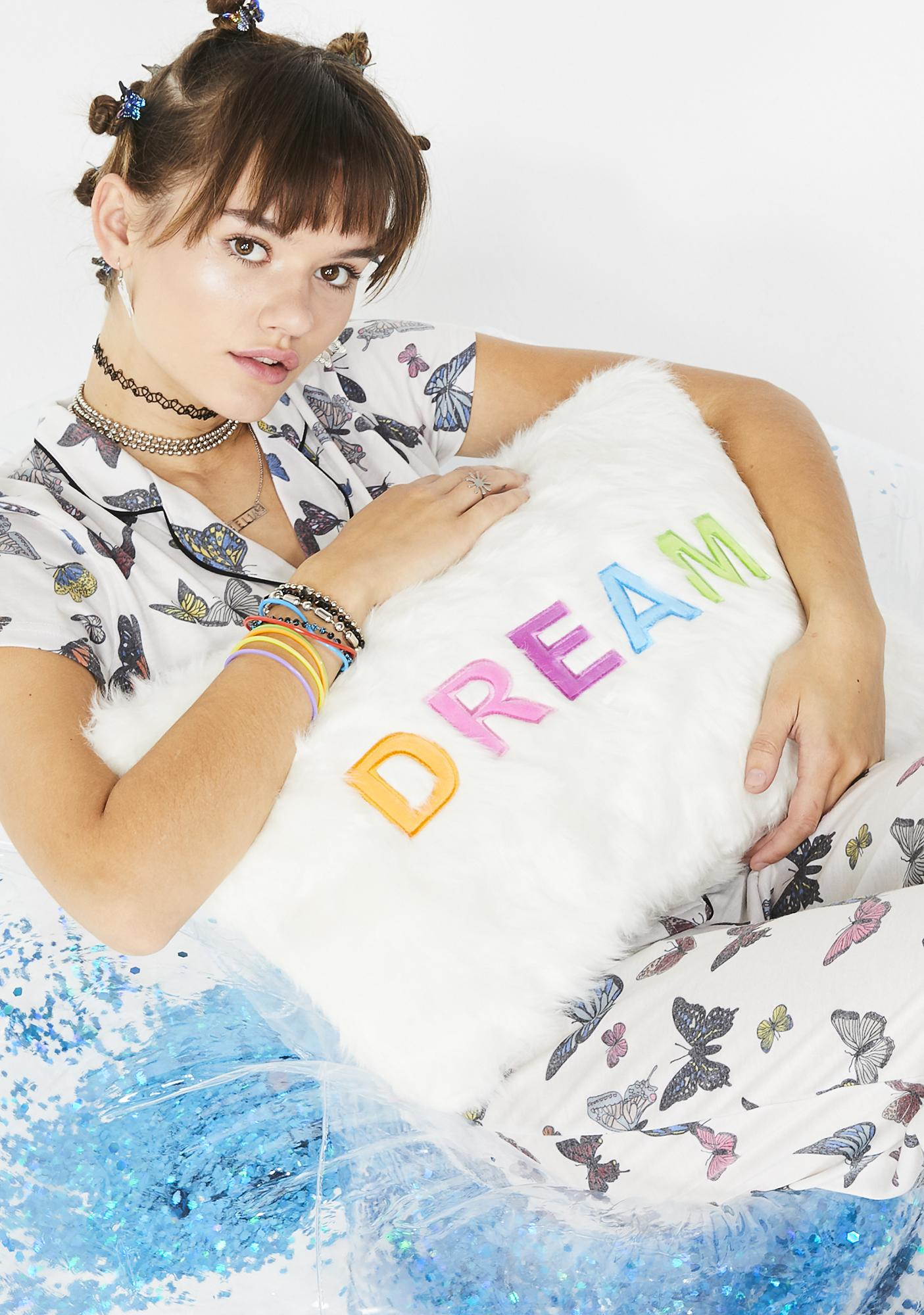 Sugar Coated Dream Pillow