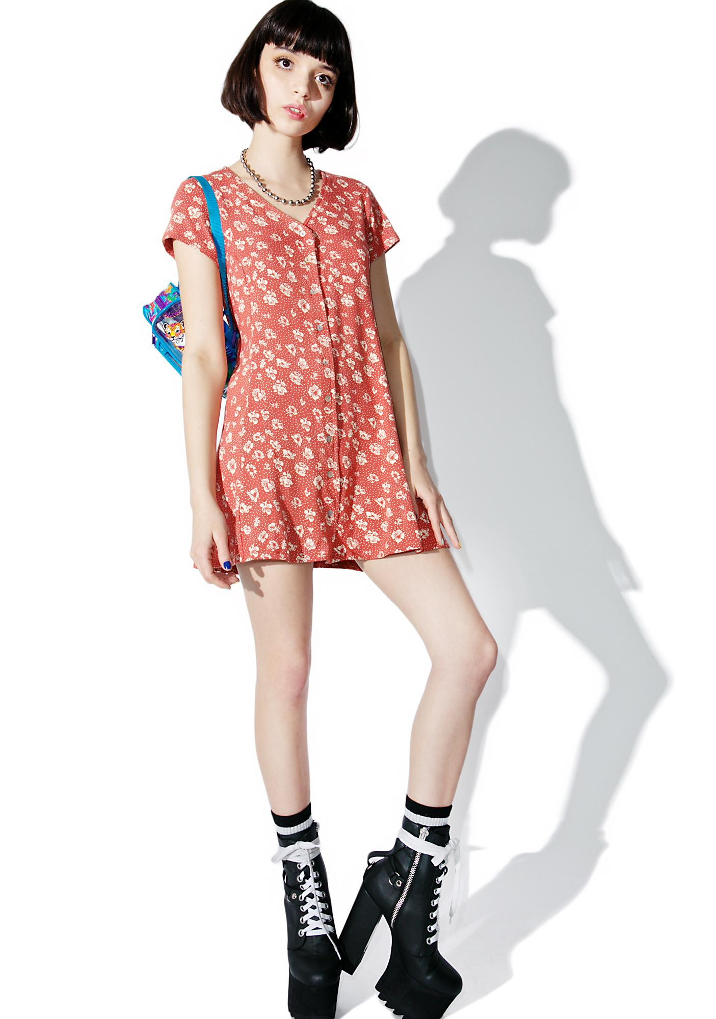 Obey Bella Dress