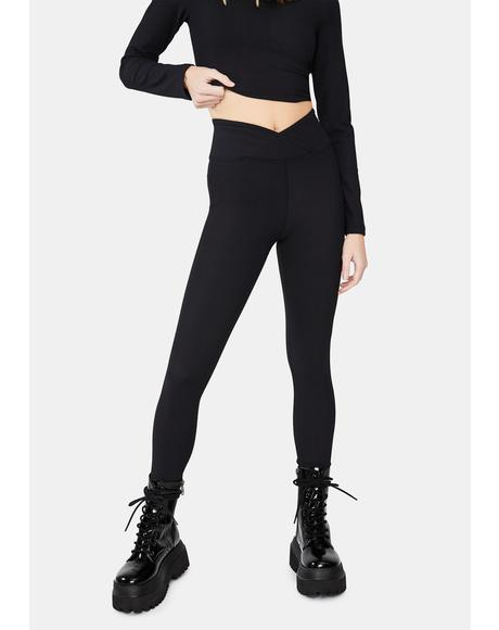 Veronica Rib Leggings
