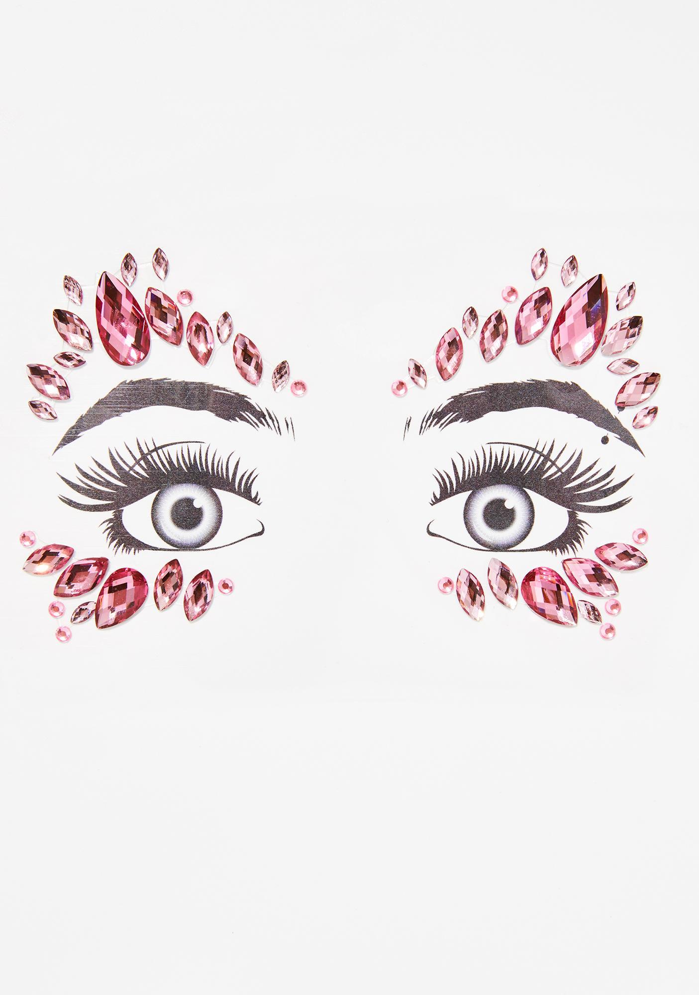 Sweet Ecstasy Rising Face Gems