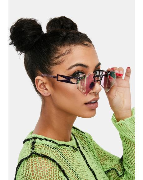 Purple Heart Speqz II Sunglasses