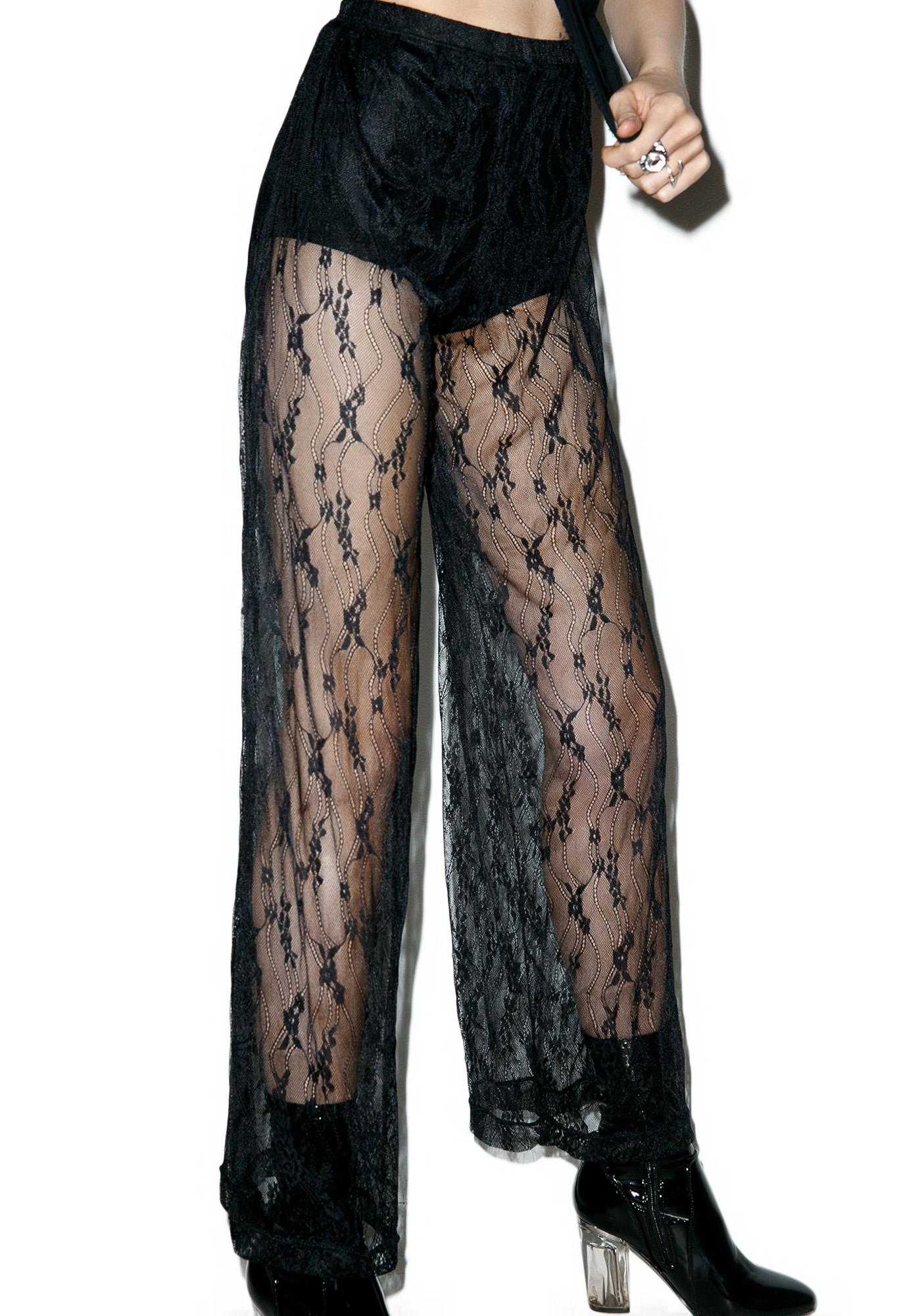 Lace Dreamz Pants