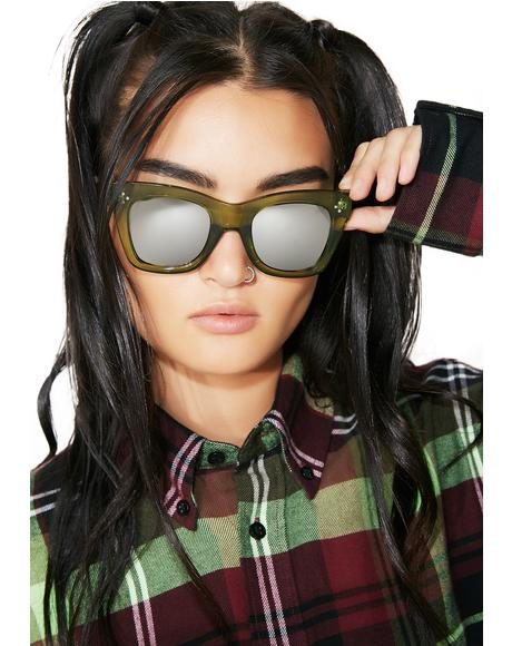 Moss Up Close N' Personal Sunglasses