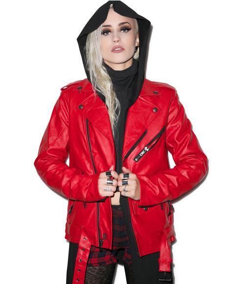 Thriller Moto Jacket